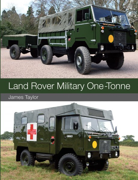 Land Rover Military One-Tonne (101)