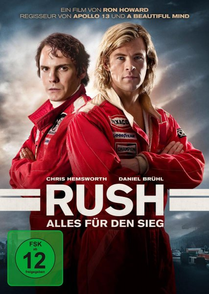 Rush · Alles für den Sieg #2# Formel 1 1976: James Hunt vs. Niki Lauda