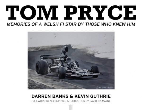 Tom Pryce #2# Memories of a Welsh F1 Star by those who knew him