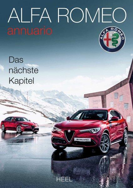 Alfa Romeo annuario · Das nächste Kapitel #2# Das offizielle Jahrbuch 2017