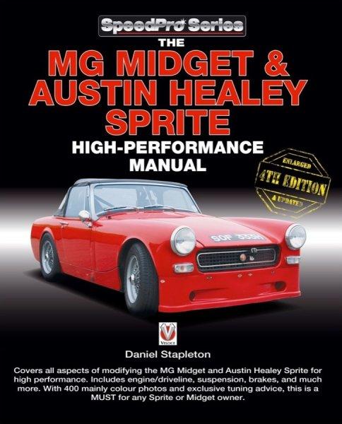 MG Midget & Austin-Healey Sprite — High Performance Manual