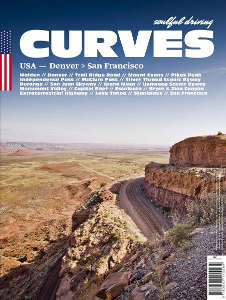CURVES #11 · USA #2# Denver to San Francisco