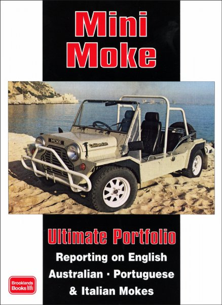 Mini Moke #2# Brooklands Ultimate Portfolio