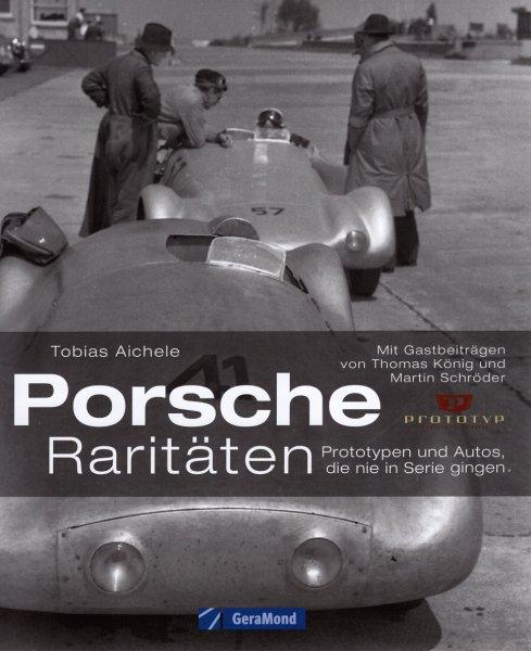 Porsche Raritäten #2# Prototypen & Autos, die nie in Serie gingen