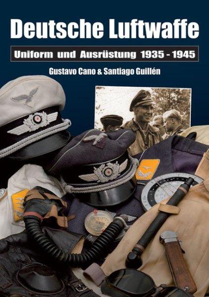 Deutsche Luftwaffe #2# Uniformen und Ausrüstung 1935 - 1945