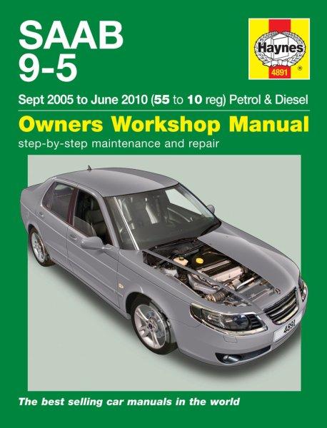 Saab 9-5 · 2005-2010 #2# Haynes Owners Workshop Manual · Reparaturanleitung