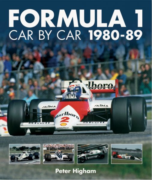 Formula 1 · Car by Car 1980-89
