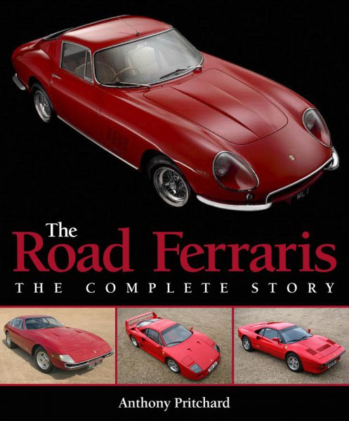The Road Ferraris #2# The Complete Story