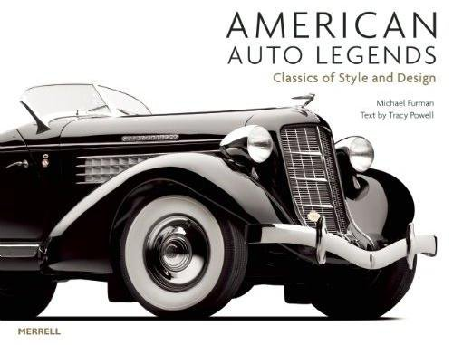 American Auto Legends — Classics of Style and Design