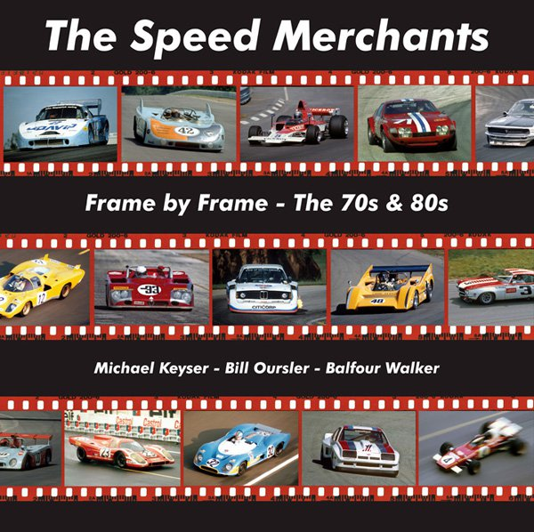 The Speed Merchants #2# Frame by Frame · The 70s & 80s