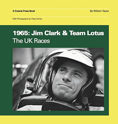 1965: Jim Clark & Team Lotus — The UK Races