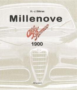 Millenove #2# Alfa Romeo 1900 · 1950-1959
