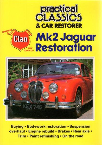 Mk 2 Jaguar Restoration