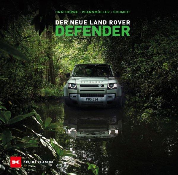 Der neue Land Rover Defender #2# Modell 2020 · L663