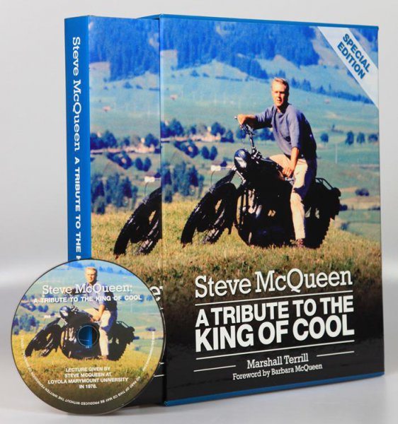 Steve McQueen #2# A Tribute to the King of Cool (limited edition)