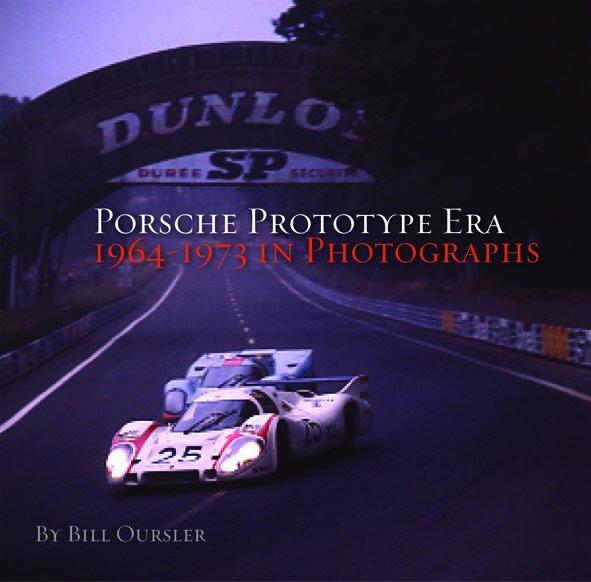 Porsche Prototype Era — 1964-1973 in photographs