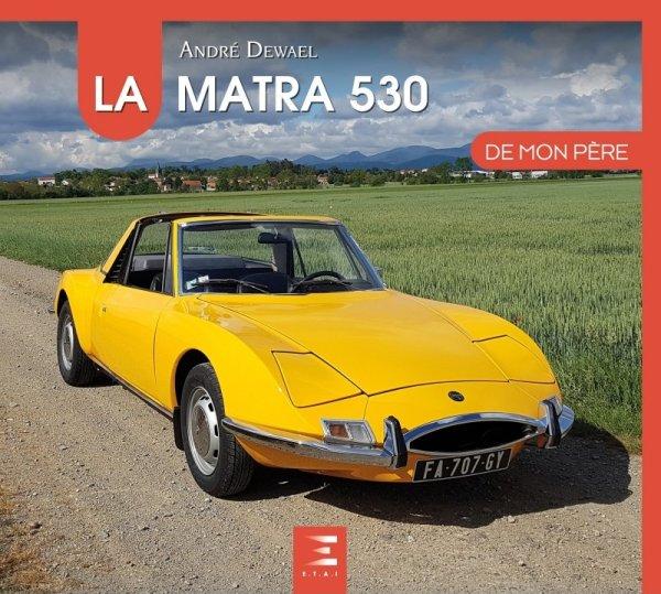 La Matra 530 #2# de mon père