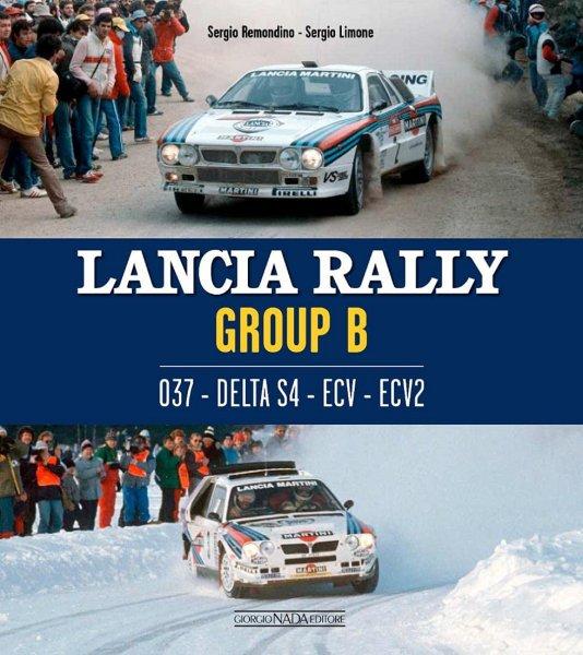 Lancia Rally Group B — 037 · Delta S4 · ECV · ECV2