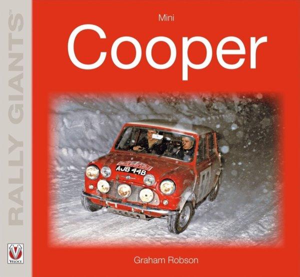 Mini Cooper #2# Rally Giants