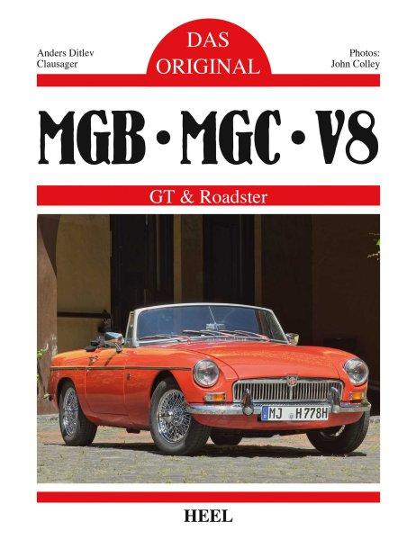 MGB MGC V8 · Das Original — GT und Roadster