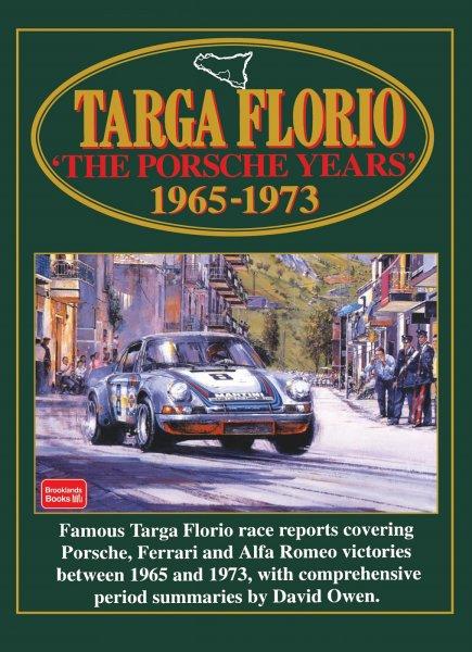 Targa Florio · The Porsche Years 1965-1973 #2# Brooklands Portfolio