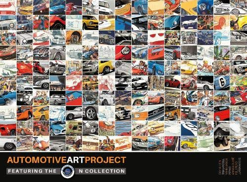 Automotive Art Project — Featuring the N Collection