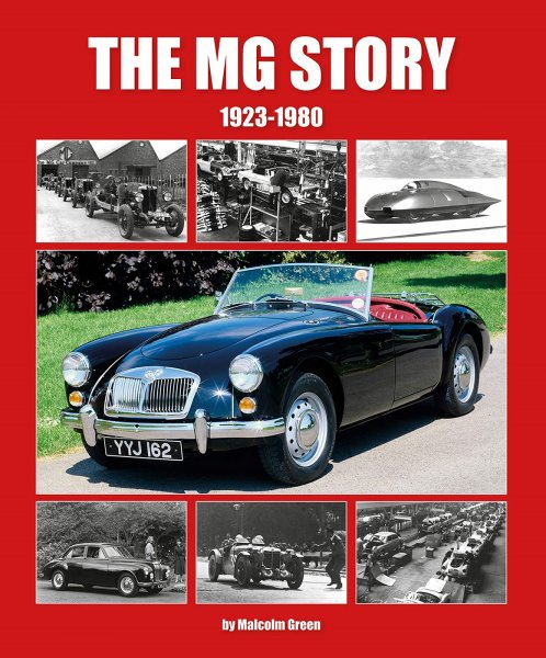 The MG Story #2# 1923-1980