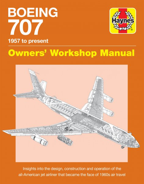 Boeing 707 · 1957 to present #2# Owners' Workshop Manual