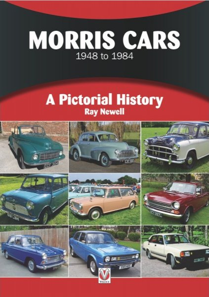 Morris Cars 1948-1984 #2# A Pictorial History