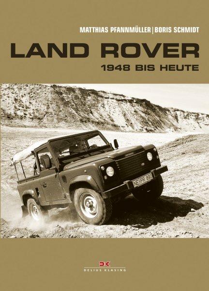 Land Rover — 1948 bis heute
