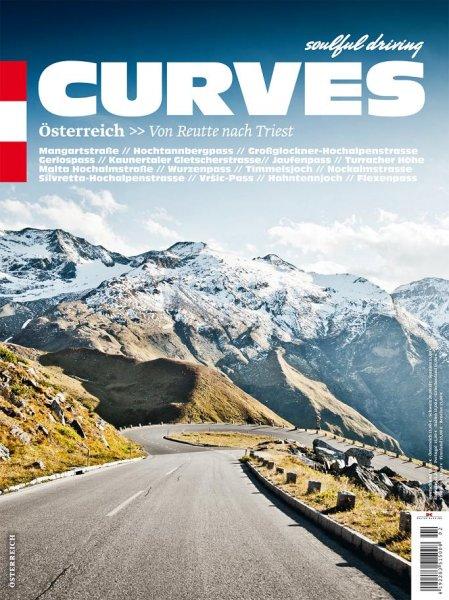 CURVES #5 · Österreich — Von Reutte nach Triest