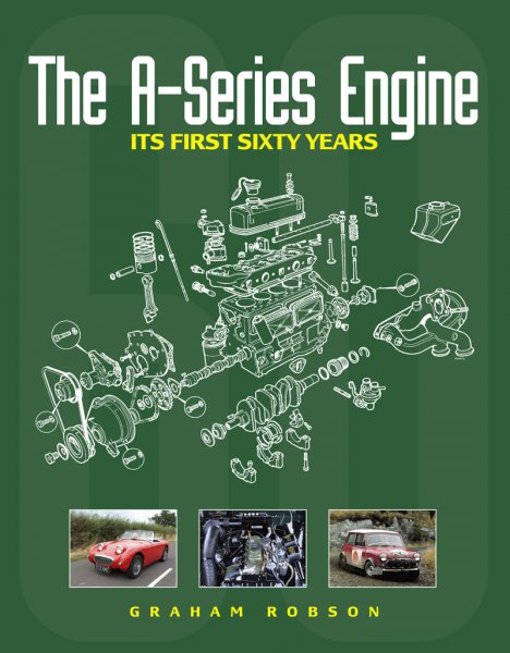 The A-Series Engine #2# Its first sixty years