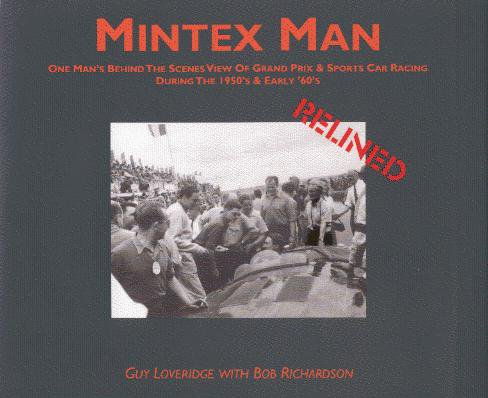 Mintex Man Relined #2# 1950s & 60s Grand Prix & Sports Car Racing