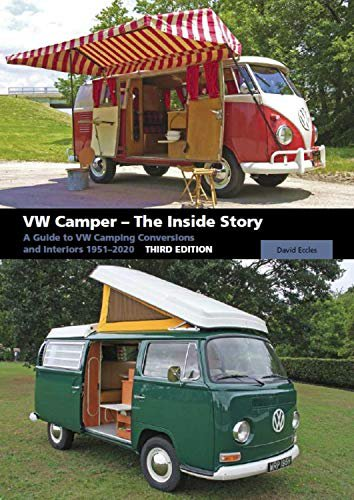 VW Camper · The Inside Story #2# A Guide to VW Camping Conversions and Interiors 1951-2020