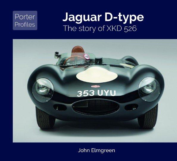 Jaguar D-type #2# The story of XKD 526