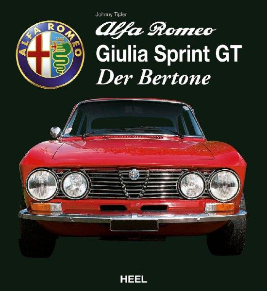 Alfa Romeo Giulia Sprint GT — Der Bertone