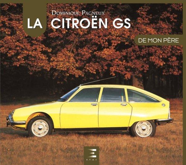 La Citroen GS #2# de mon père