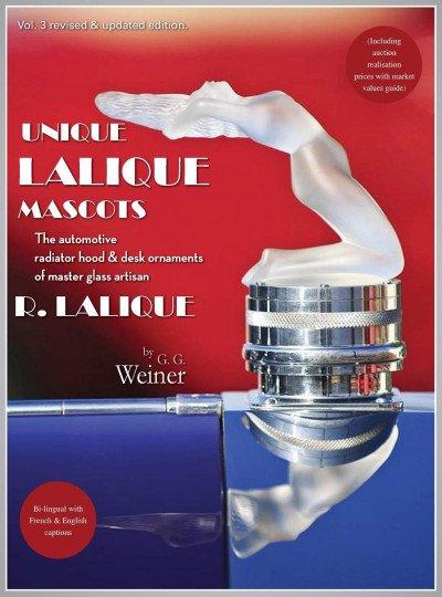 Unique Lalique Mascots 3 #2# The automotive radiator hood & desk ornaments of R. Lalique