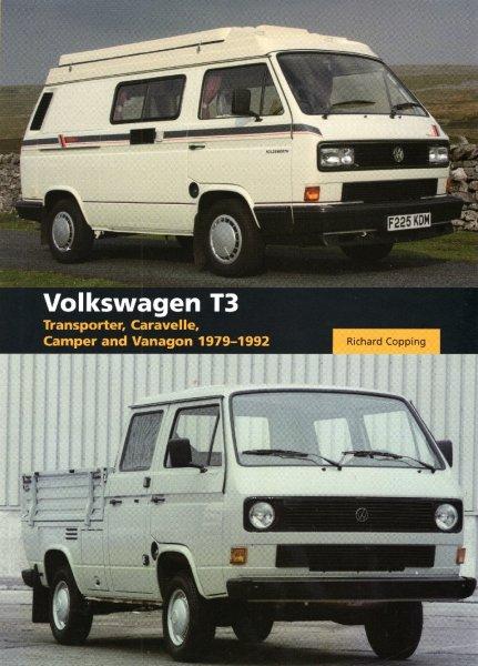 Volkswagen T3 #2# Transporter, Caravelle, Camper and Vanagon 1979-1992