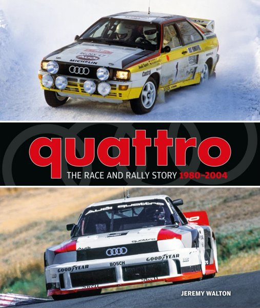 Audi Quattro #2# The race and rally story 1980-2004