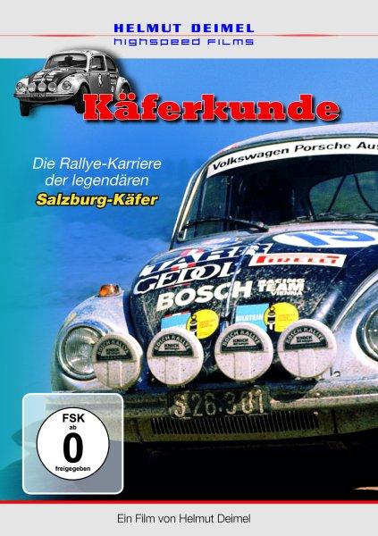 Käferkunde — Die Rallye-Karriere der legendären Salzburg-Käfer