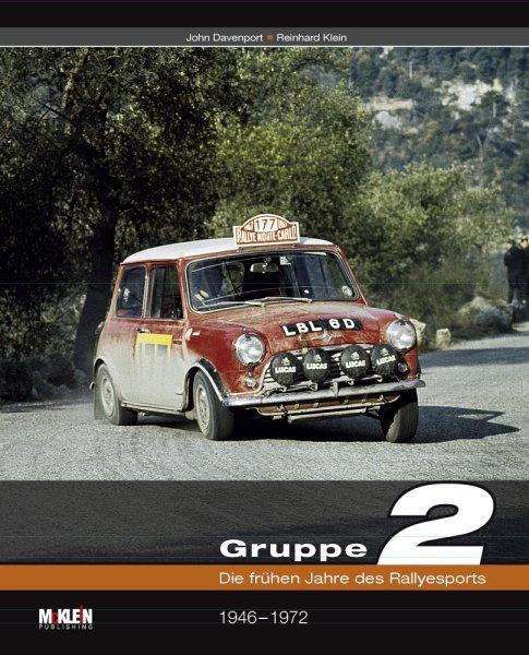 Gruppe 2 #2# Die frühen Jahre des Rallyesports · 1946-1972