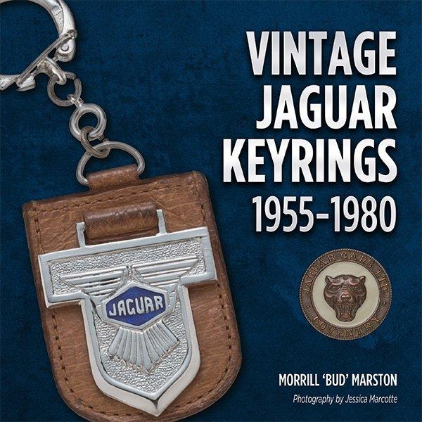 Vintage Jaguar Keyrings #2# 1955-1980