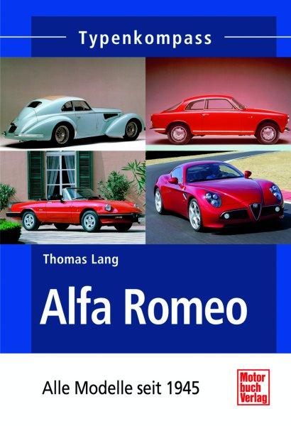 Alfa Romeo · Typenkompass — Alle Modelle seit 1945