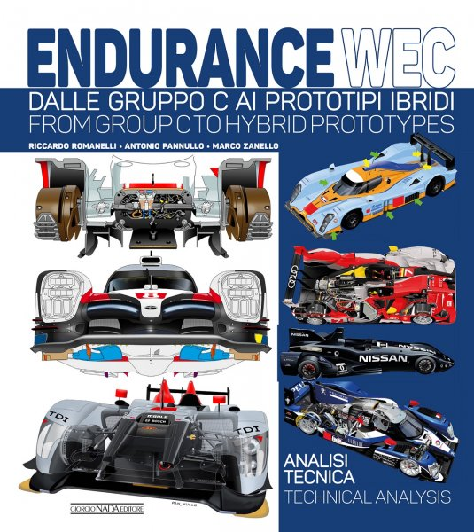 Endurance WEC — From Group C to Hybrid Prototypes · Technical Analysis