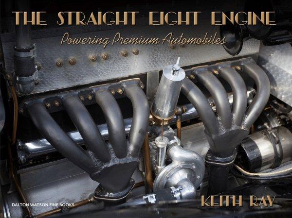 The Straight Eight Engine — Powering Premium Automobiles