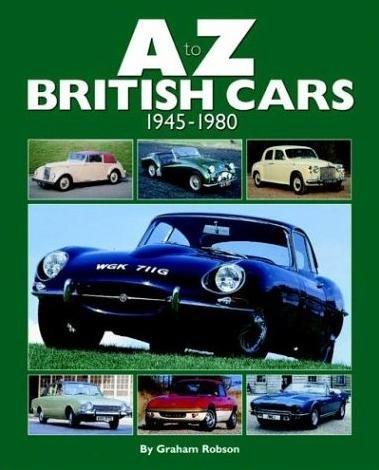 A-Z British Cars #2# 1945-1980