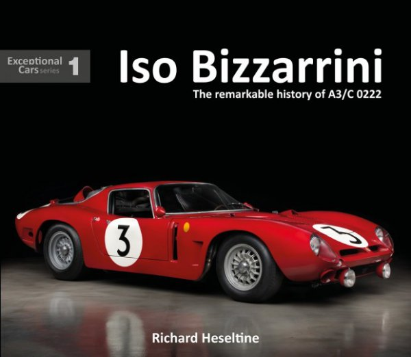 Iso Bizzarrini — The remarkable history of A3/C 0222