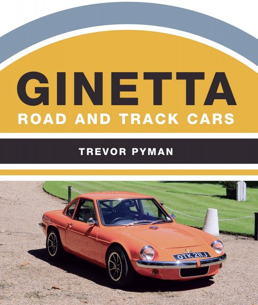 Ginetta #2# Road and Track Cars