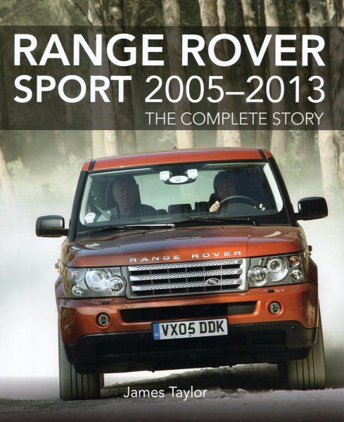 Range Rover Sport 2005-2013 #2# The Complete Story